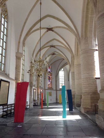 _St-Bavo-in-Haarlem,-Holland